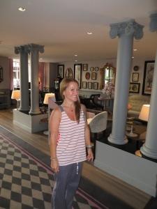 Our hotel... La Maison Favart in the Opera District