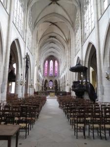 The church where Eva Longoria and Tony Parker got married!