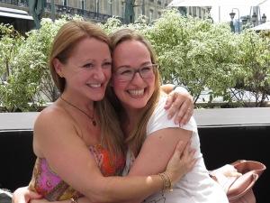 Michaela, my dear friend from Austria