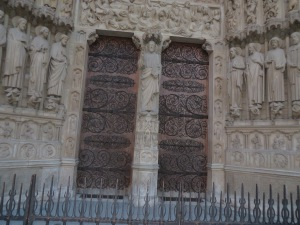 Doors of the Notre Dame