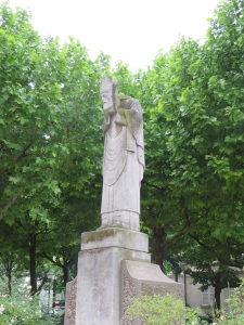 Montmartre... Mountain of the Martyrs