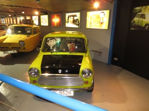 Mr Bean's Mini Cooper