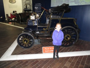At Beaulieu Motor Museum
