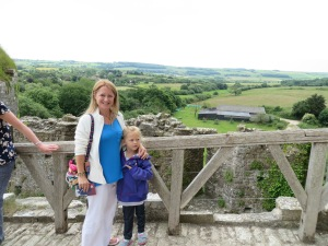 Corfe Castle... one of my most beloved places in Dorset